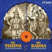 Vishnu Sahasranamam & Radha Sahasranamam Set