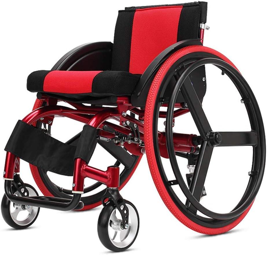 ZYLZL Elderly Wheelchair Sport Adult Our shop most popular Manual Light Self depot Propelled