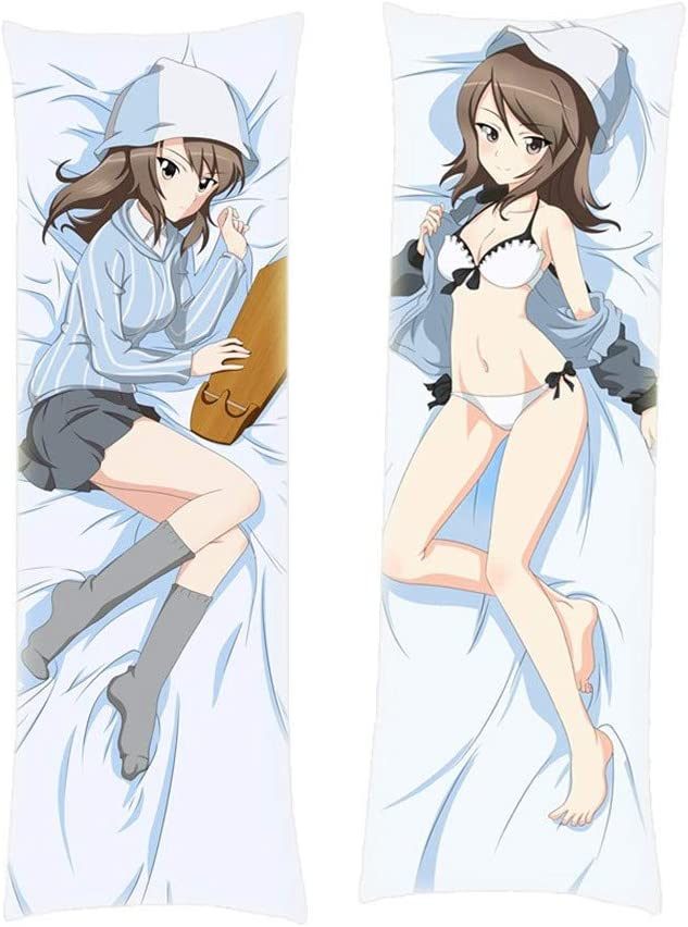 GoLookSky Girls und Panzer GUP Mika x 62.9in 160x50cm 19.6in OFFicial site Bombing free shipping Pe