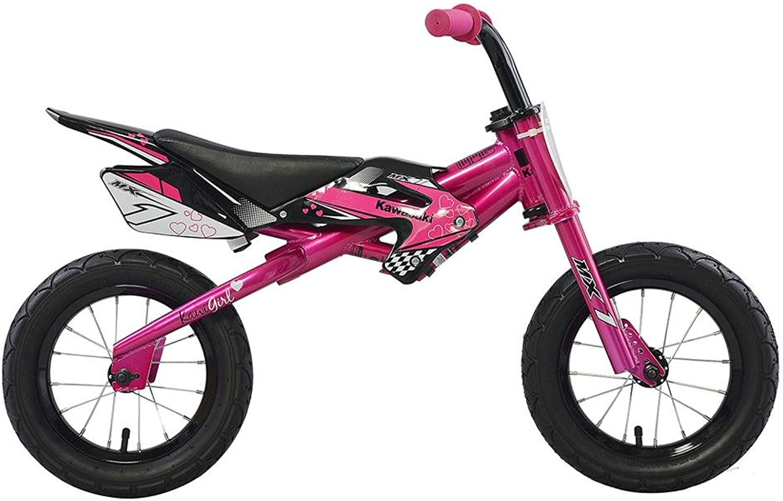 cd50a52cf5e Kawasaki MX1 Running Balance Bicycle nsyuwz3080-Sporting goods ...