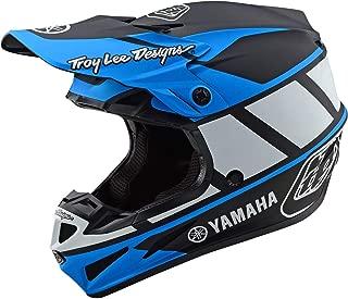 Troy Lee Designs 2020 Yamaha SE4 Composite Helmet (Small) (ONE Color)