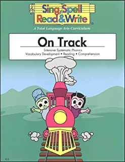ON TRACK, STUDENT EDITION, SING SPELL READ AND WRITE, SECOND EDITION