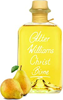Alter Williams Christ Birne 0,7 L fruchtig u. sehr mild 40% Vol Schnaps Spirituose kein Birnenbrand