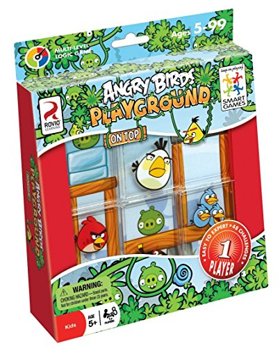 smart games SGAB430 - Angry Birds Playground On Top