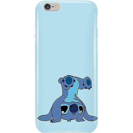 Coque téléphone pour Iphone 6 6s Lilo and Stitch Ohana Cute Sweet Disney 20 Dessins