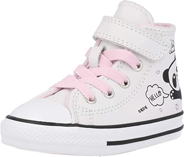 Converse Chuck Taylor all Star 1V Hi Notes from BFF Bianca/Nero ...