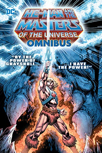 HE MAN & THE MASTERS OF THE UNIVERSE OMNIBUS HC (He-Man and the Masters of the Universe Omnibus)