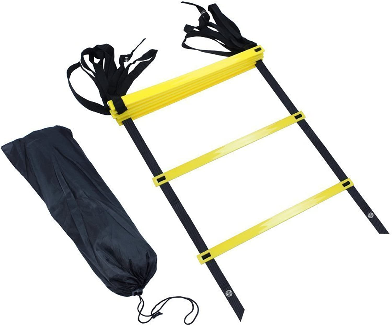 Edealing Agility Ladder Ladder Ladder Training für Fußball Fußball Tennis mit Tragetasche B0744CTLG3  Sofortige Lieferung aab80a