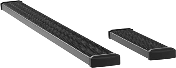 LUVERNE 415100-400744 Grip Step Black Aluminum 100-Inch, 36-Inch Cargo Van Running Boards for Select Dodge, Freightliner, Mercedes-Benz Sprinter 2500, 3500