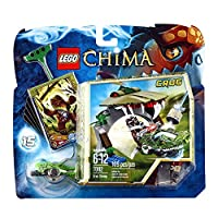 レゴ (LEGO) チーマ ガブッと わにの口 70112