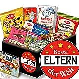 Beste Eltern / Geschenk für Eltern zum Hochzeitstag / DDR Paket Schokolade