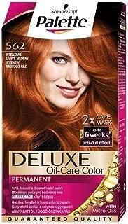 Palette Deluxe 562 Intensive Shiny Copper Permanent Hair Color