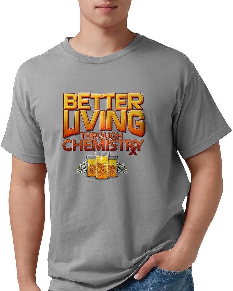 CafePress 即納最大半額 Chemistry T Shirt Comfort 贈り物 Colors Mens