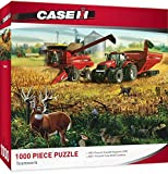 MasterPieces Case/IH Teamwork - Models 315 & 8230 Tractors 1000 Piece Jigsaw Puzzle by Charles Freitag