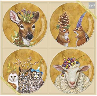 Best woodsy and wise animal plates Reviews