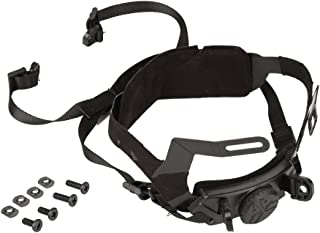 Bnineteenteam Tactical Helmet Chin Strap,Outdoor Adjustable 4 Points Chin Strap for Fast Helmet Accessory