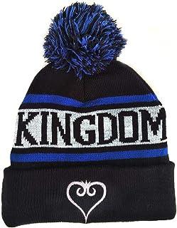 Marketing Instincts Kingdom Hearts Black Knit Hat Beanie