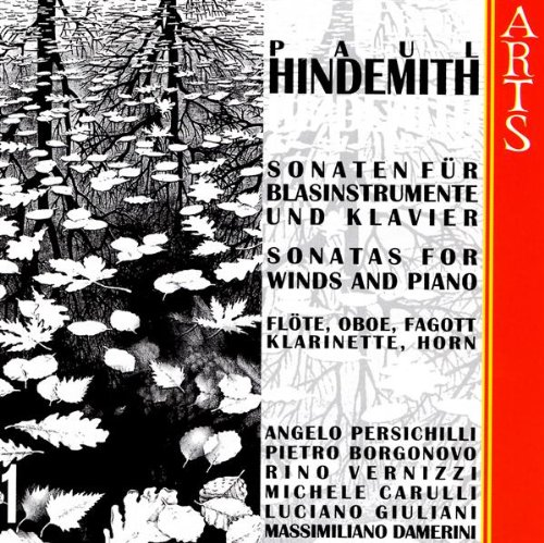 Sonate Für Oboe Und Klavier In G (1938): II. Sehr Langsam (Hindemith)