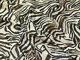 Animal Print Polyester Chiffon Kleid Stoff
