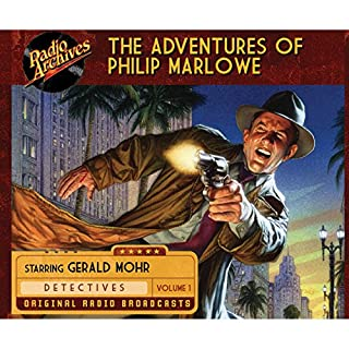 The Adventures of Philip Marlowe, Volume 1 cover art