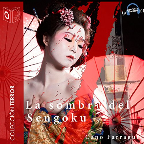 Las sombras del Sengoku [The Sengoku Shadows] audiobook cover art