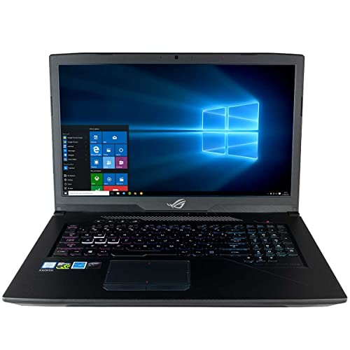 CUK ROG Strix Scar GL703GM Thin & Light Gamer Notebook (Intel i7-8750H,