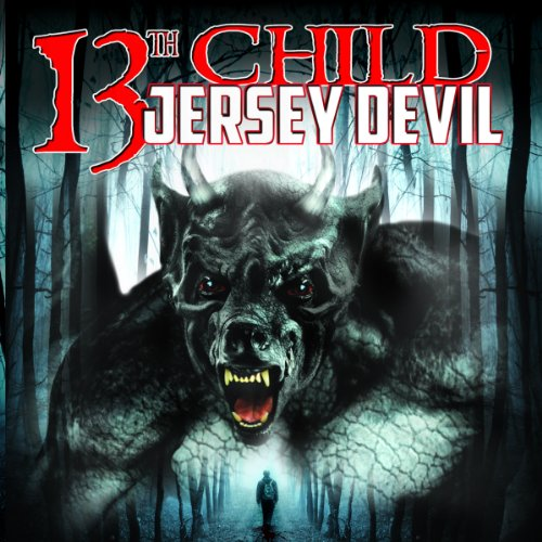 13th Child: Jersey Devil audiobook cover art