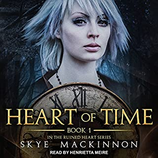 Heart of Time audiobook cover art