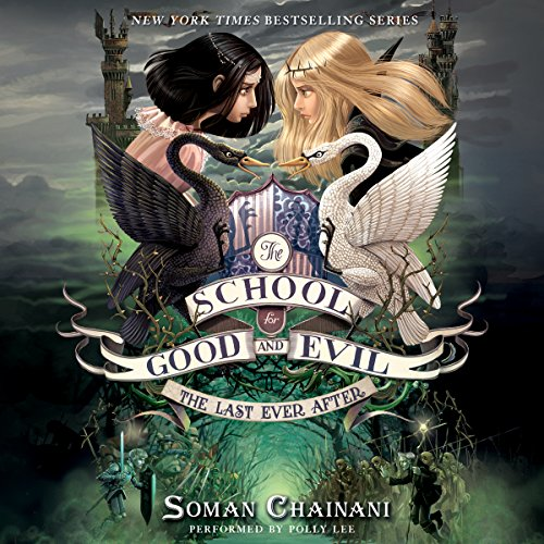 The School for Good and Evil 3: The Last Ever After                   De :                                                                                                                                 Soman Chainani                               Lu par :                                                                                                                                 Polly Lee                      Durée : 20 h et 52 min     2 notations     Global 4,5