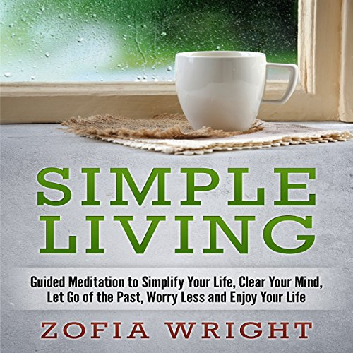 Simple Living audiobook cover art