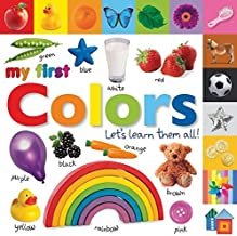 children's book learn colors