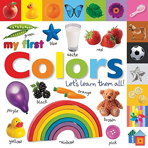 book of colors - 3
