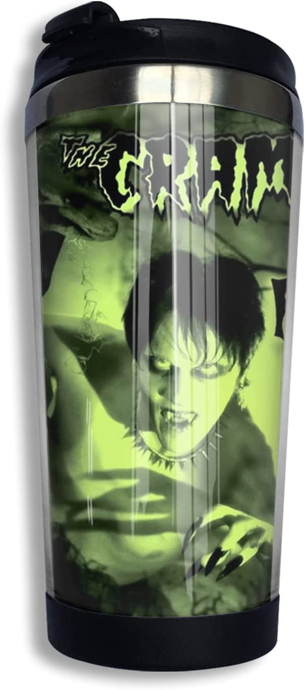 The Cramps Insulated half Tumblers Coffee Travel Mug For Lowest price challenge Lid With Cup