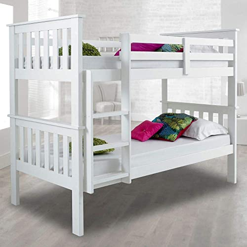 new styles 392fd 6128e Bunk Beds with Mattress: Amazon.co.uk