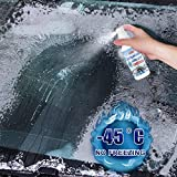 YDFXF Car Cleaner Spray,Car Deicing Agent,No Chipping or Scratching,for Windshields, Mirrors, Windows,Multiple Capacities