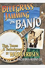 Bluegrass Jamming on Banjo book with CD Spiral-bound