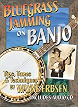 Bluegrass Jamming on Banjo book with CD