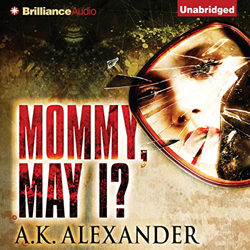 Mommy, May I? audiobook cover art