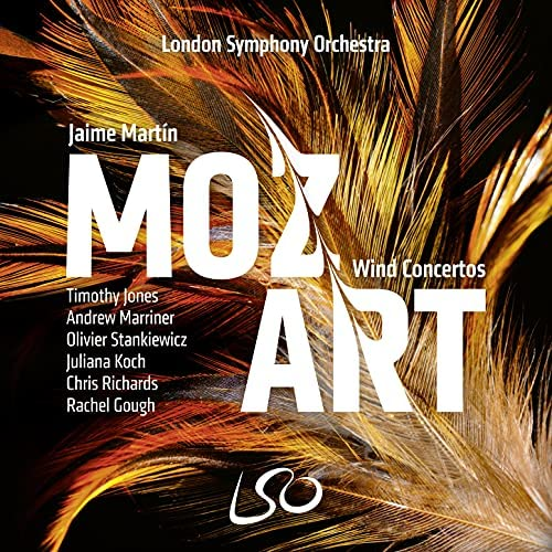 London Symphony Orchestra, Jaime Martin, Timothy Jones, Andrew Marriner, Olivier Stankiewicz, Juliane Koch, Chris Richards & Rachel Gough