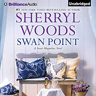 Swan Point audiobook cover art