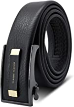 Men's Belt Suede Leather Soft Leather Business Casual Belt Casual