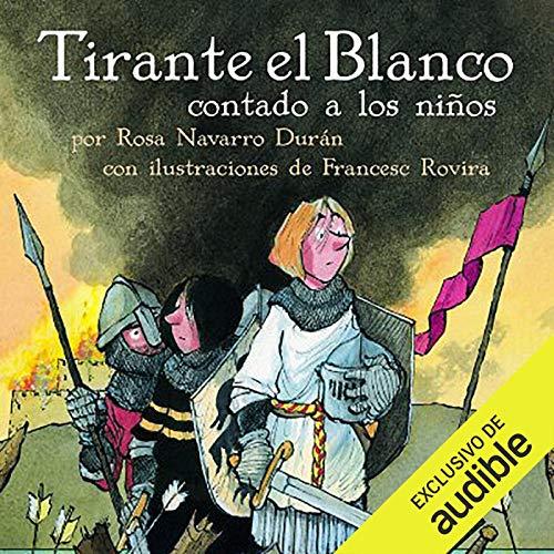 Tirante el Blanco Contado a Los Niños [Tirante the White Knight Told for Children] Titelbild