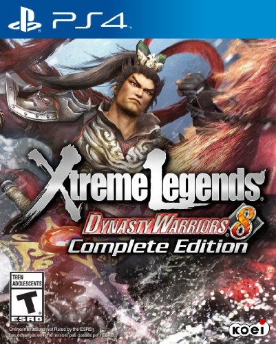 Dynasty Warriors 8: Xtreme Legends, Complete Edition - PS4 by Tecmo Koei