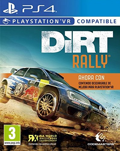 Dirt Rally Plus VR PS4