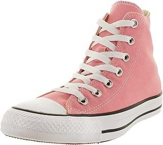 Converse Unisex-Adult Variation All Star Hi 7 Women/5 Men Daybreak Pink