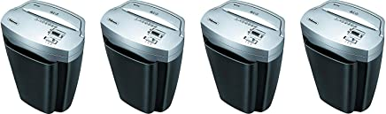 $748 » Fellowes Powershred W11C, 11-Sheet Cross-Cut Paper and Credit Card Shredder with Safety Lock (Pack of 4)