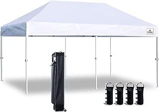 Keymaya Keymaya Ez Pop Up Canopy Tent Commercial Instant  Shelter Canopies