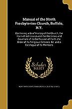 Manual of the North Presbyterian Church, Buffalo, N.Y.