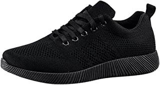 Scarpe da Ginnastica Donna Uomo Scarpe da Corsa Sport Classica Stringata Sneaker Palestra Running Sneaker Scarpe da Donna ...