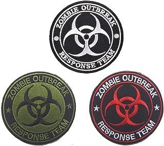 zombie response team patch